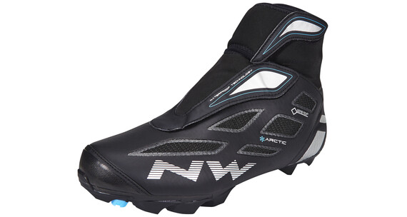 Northwave Celsius Arctic 2 GTX Fahrradschuh Men black/blue